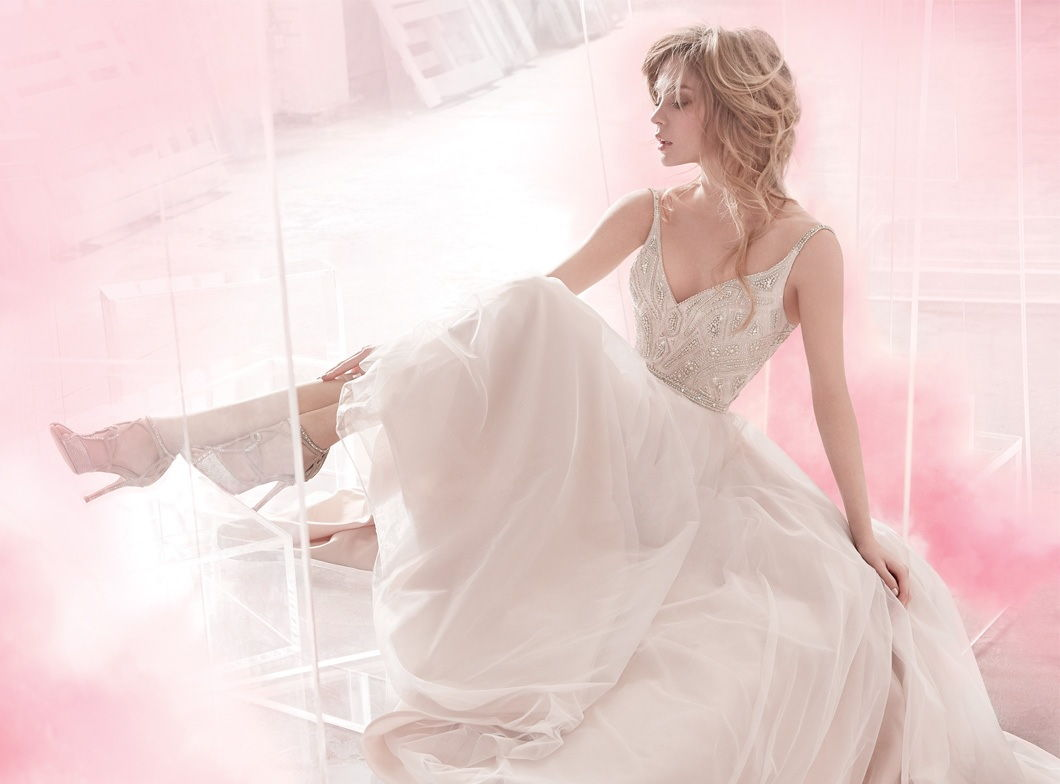 Hayley Paige 2015 Spring Wedding Dresses Collection