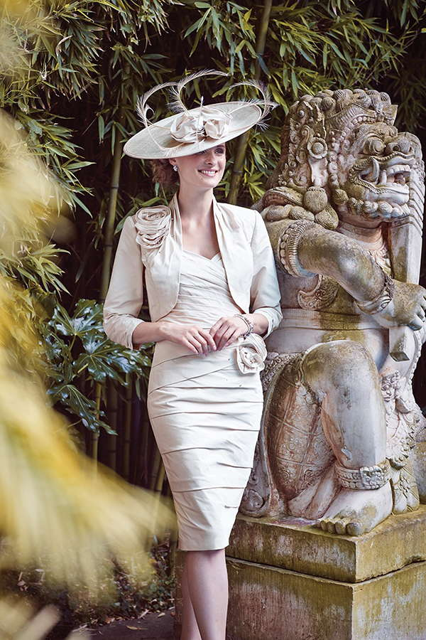 Ian Stuart Mother of the Bride Collection - French Vanilla