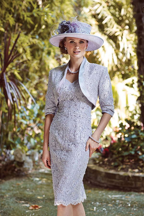 Ian Stuart Mother of the Bride Collection - Hydrangea