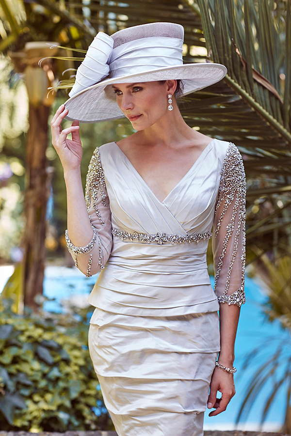 Ian Stuart Mother of the Bride Collection - Violet