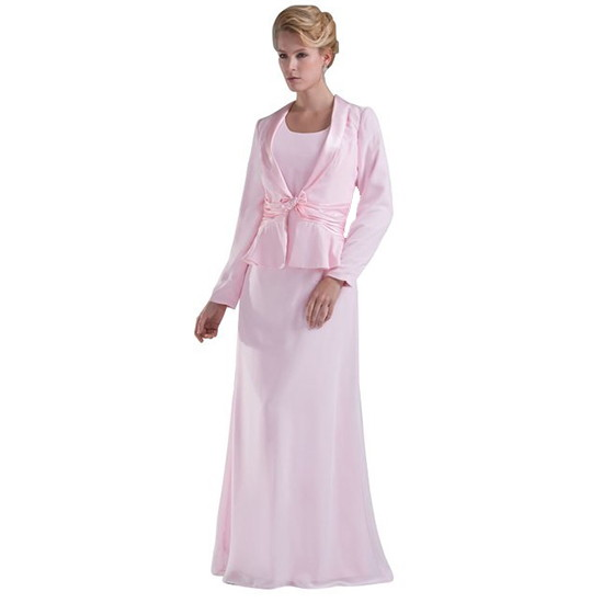 Pink Dress for a Mother of the Bride