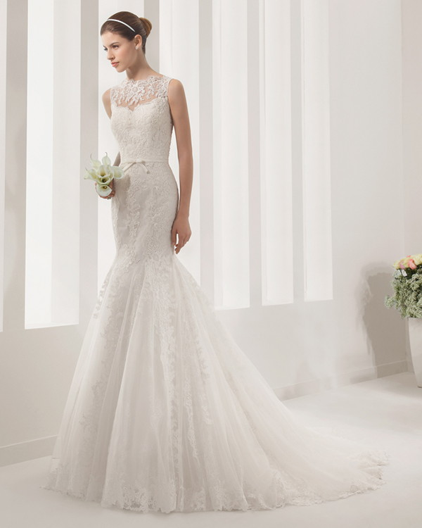 Bride Gowns 2015: Alma Novia 2015 Wedding Dresses
