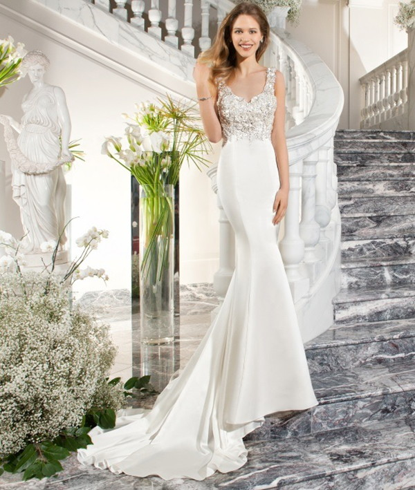 Wedding Gowns Chicago: Demetrios Couture 2015 Bridal Collection