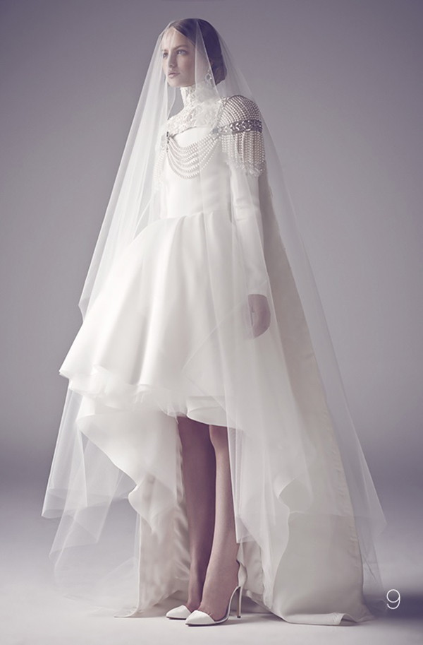 Ashi Studio Fall 2015 Couture Wedding Dresses - World of Bridal