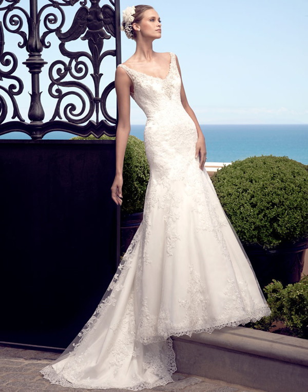 casablanca bridal spring 2015 wedding dresses world of