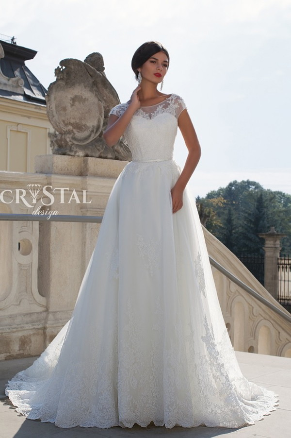 Crystal Design 2015 Wedding Dresses : Part 1 - World of Bridal