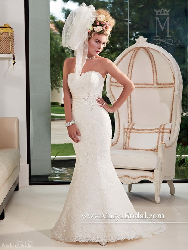 Mary\'s Bridal Spring 2015 Wedding Dresses - World of Bridal