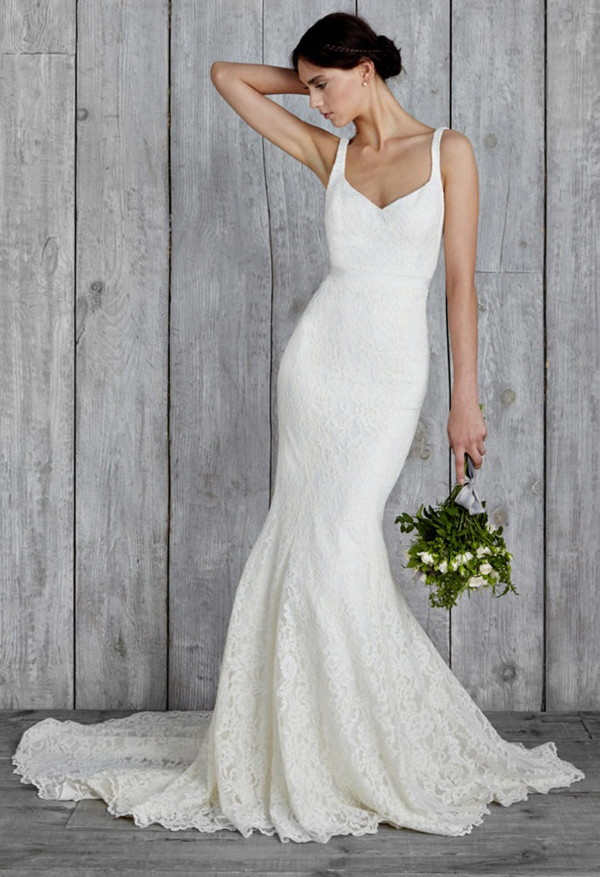 Nicole miller fall 2015 wedding dresses world of bridal for Nicole miller dresses wedding