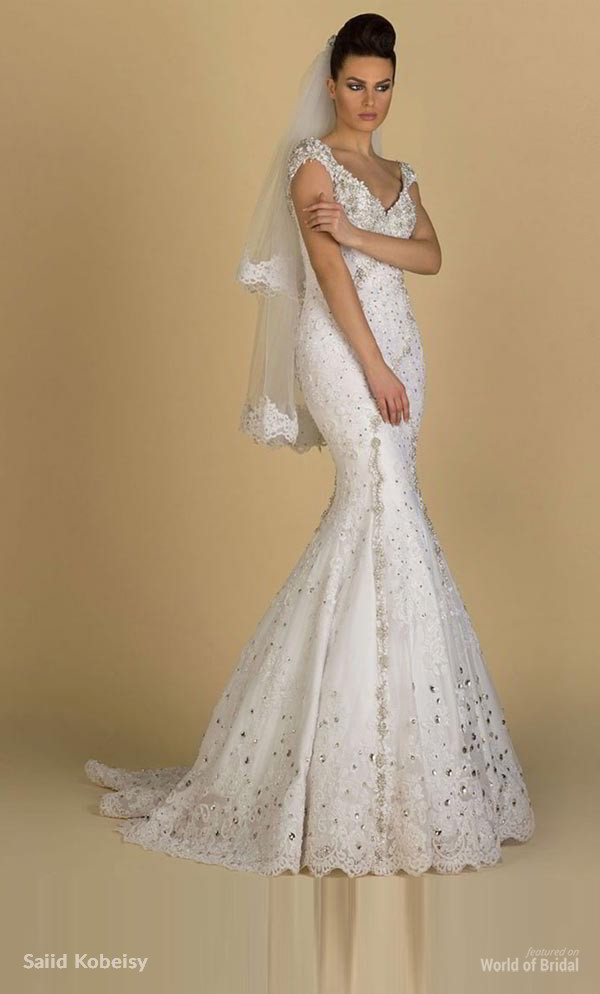 Saiid Kobeisy 2015 Wedding Dresses