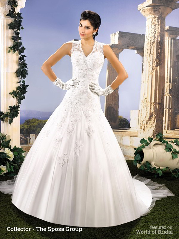 Collector by The Sposa Group 2015 Wedding Dress