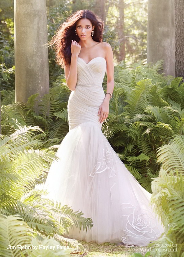 Jim Hjelm Fall 2015 Wedding Dresses - World of Bridal