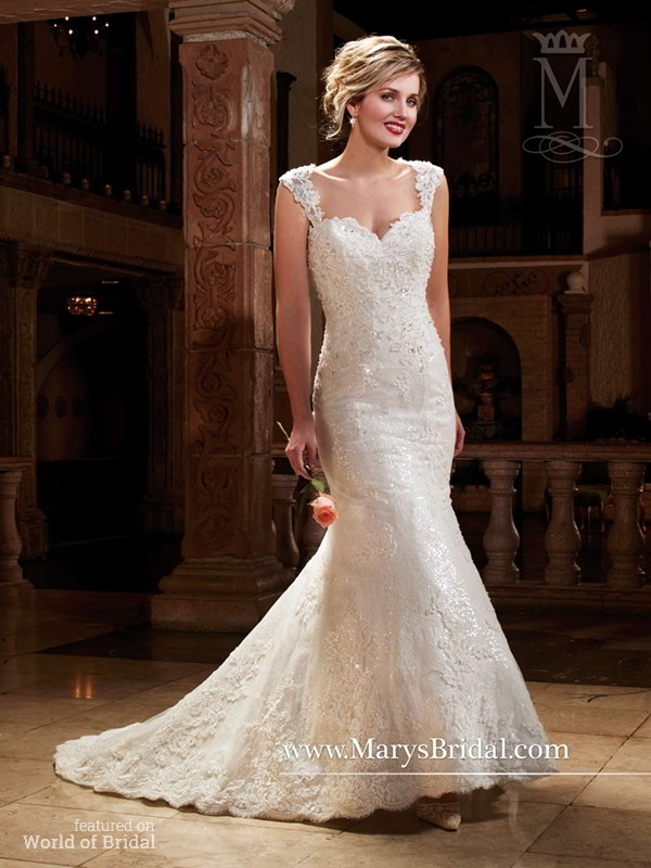 Mary\'s Bridal Fall 2015 Wedding Dresses - World of Bridal