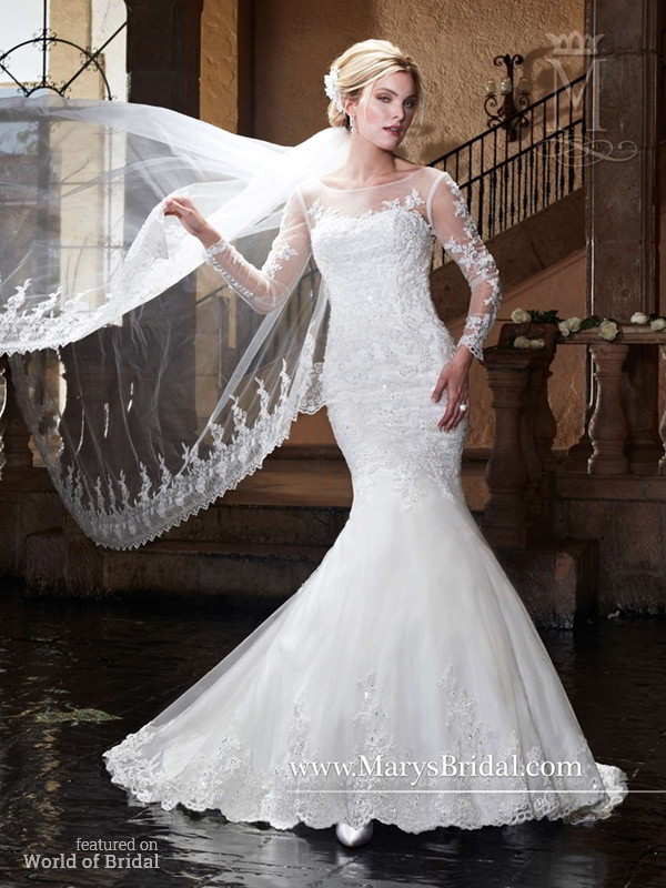 Marys Bridal Fall 2015 Wedding Dresses World Of Bridal - Marys Wedding Dresses