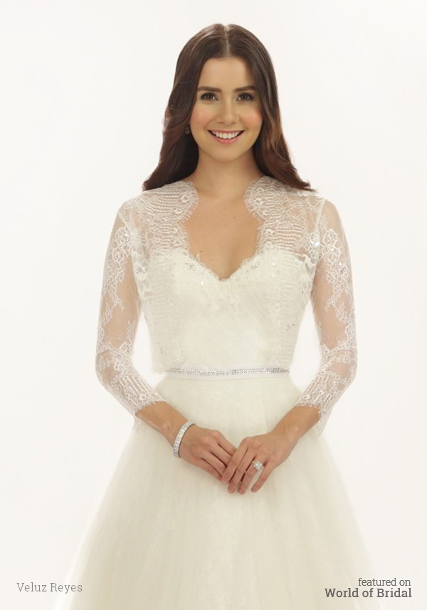 Veluz Reyes 2015 Wedding Dresses - World of Bridal