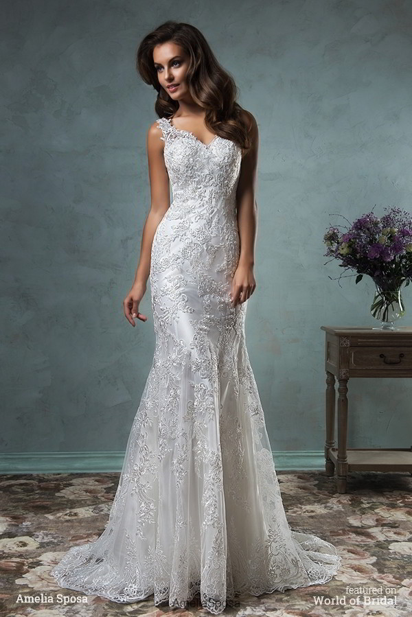Amelia sposa 2016 wedding dresses world of bridal for Amelia sposa wedding dress