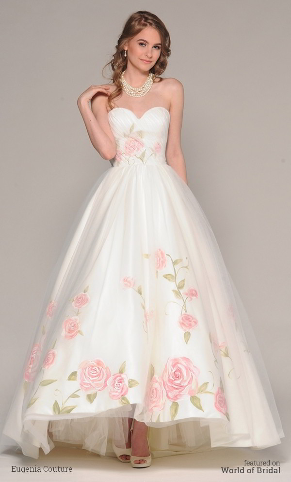 Eugenia Couture Fall 2016 Wedding Dresses - World of Bridal