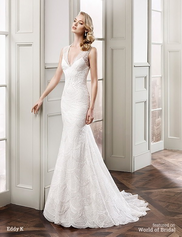 Milano Collection Eddy K 2016 Wedding Dresses