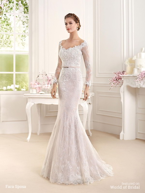 Fara Sposa 2016 Wedding Dress