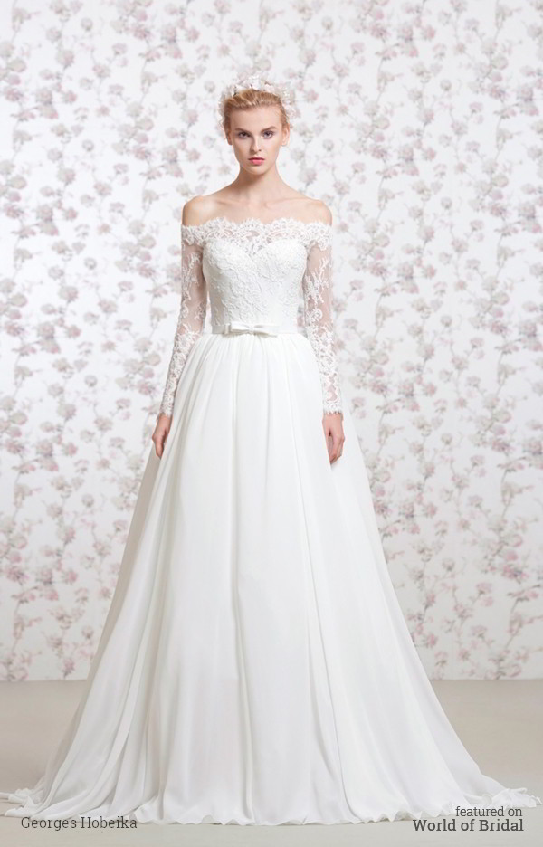 Georges Hobeika 2016 Wedding Dresses World Of Bridal