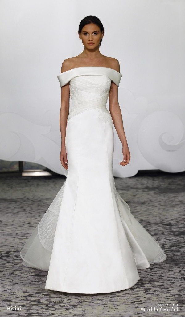 Rivini Spring 2016 Wedding Dresses - World of Bridal