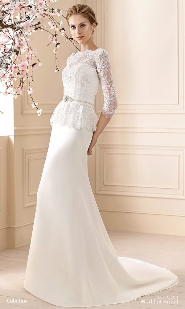 Wedding Gowns From Spain – Fashion dresses