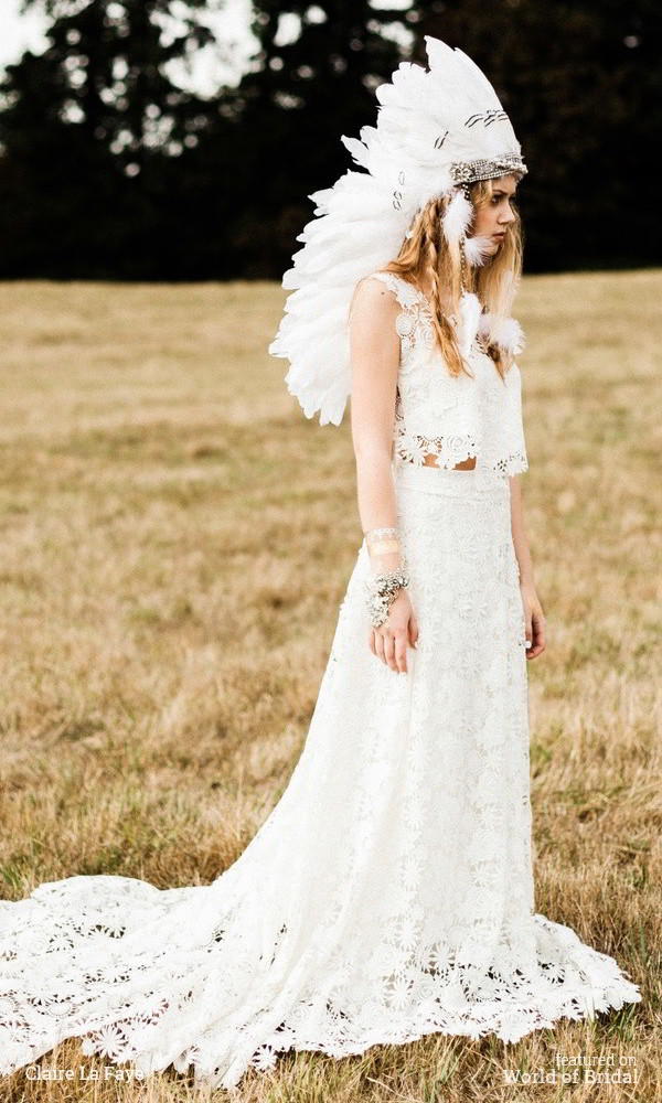 claire la faye 2016 wedding dresses