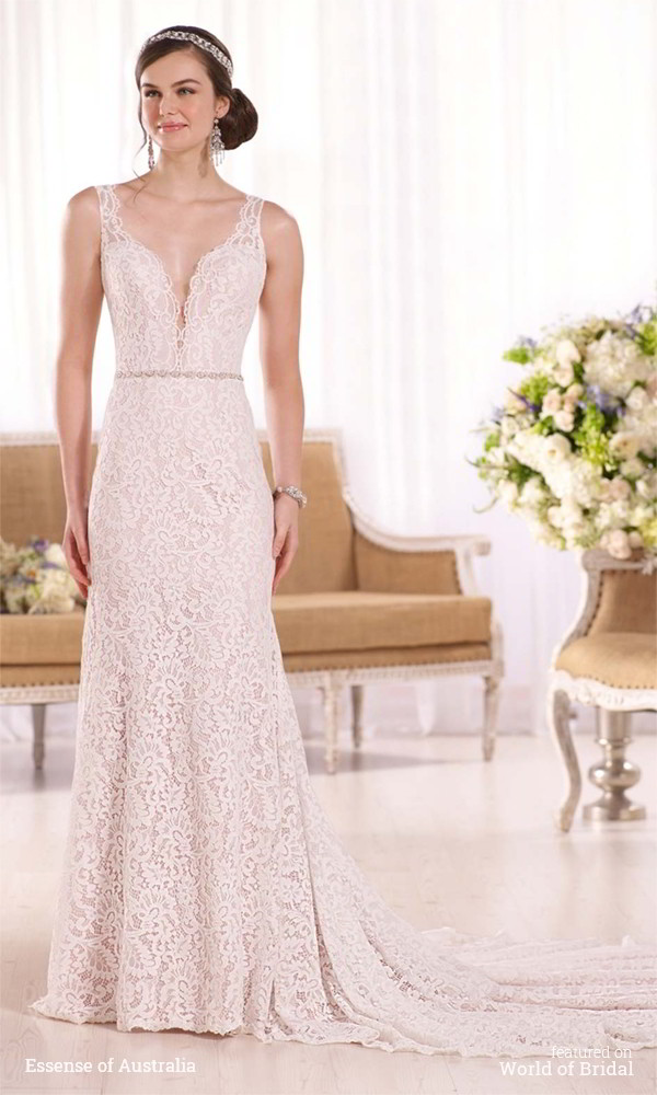 Essense of Australia Spring 2016 Wedding Dresses - Part 1