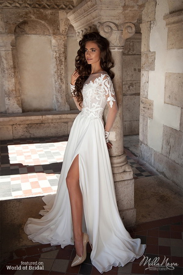 Milla Nova Bridal 2016 Wedding Dresses World Of Bridal