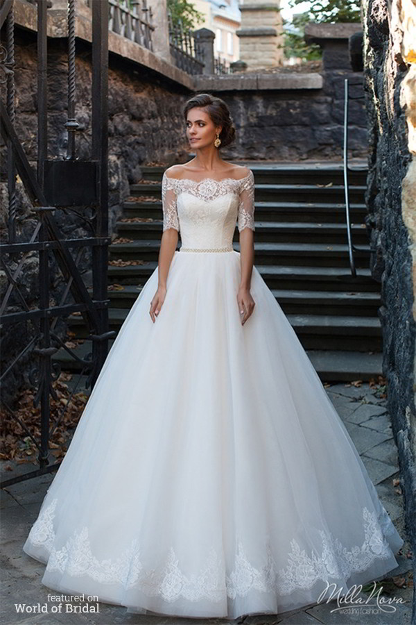 Milla Nova Bridal 2016 Wedding Dresses - World of Bridal
