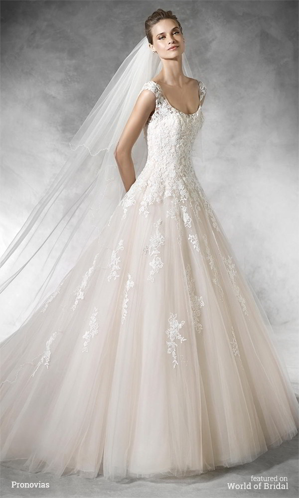 Pronovias Bridal 2016 Wedding Dresses – Part 3