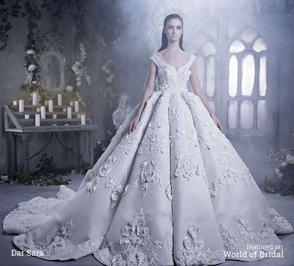 dar sara 2016 wedding dresses world of bridal