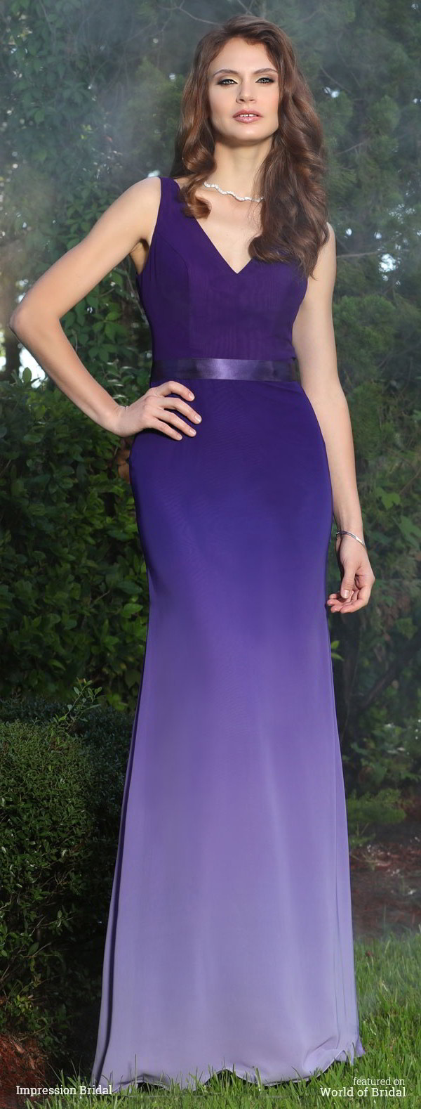 Impression Bridal 2016 Bridesmaid Dress