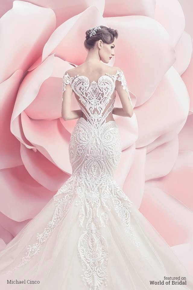 Michael Cinco 2016 Wedding Dresses World Of Bridal