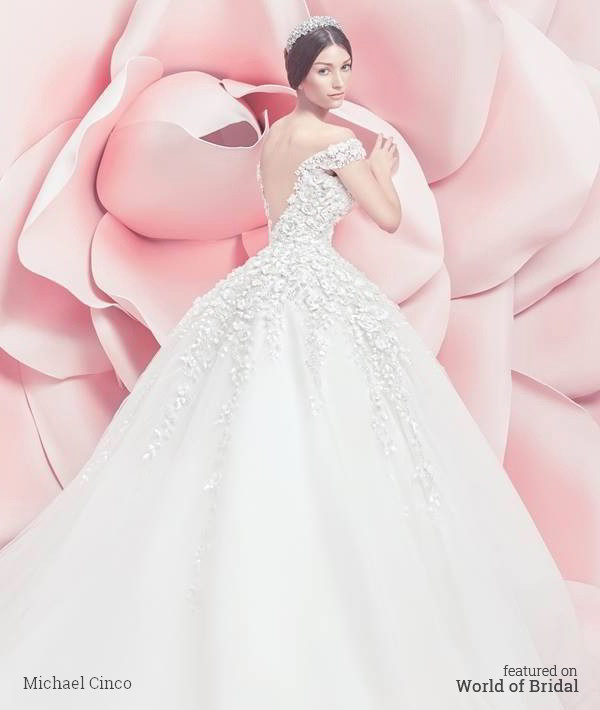 Michael Cinco 2016 Wedding Dresses - World of Bridal