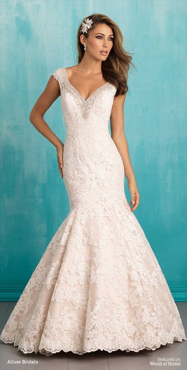 Allure Bridals Spring 2016 Wedding Dresses - World of Bridal