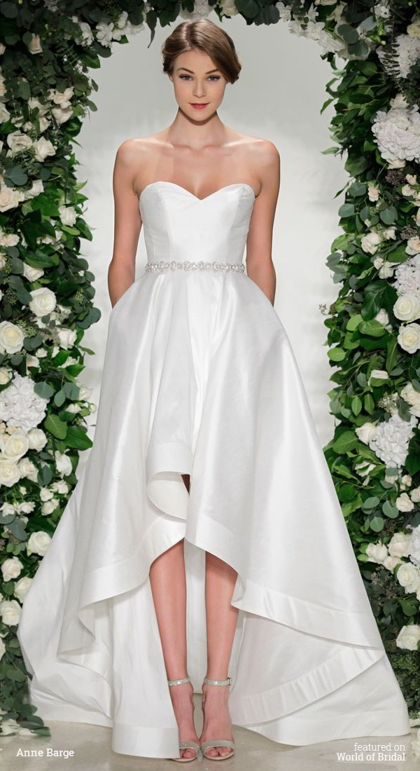 Anne Barge Fall 2016 Wedding Dresses - World of Bridal