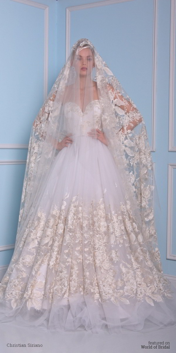 christian siriano 2016 wedding dresses world of bridal