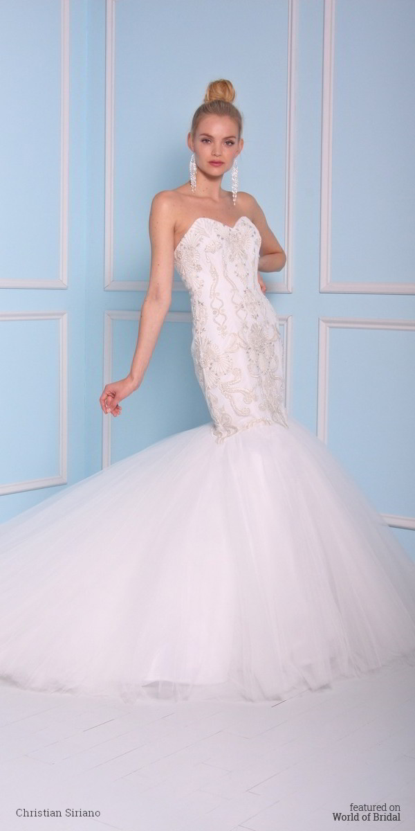 Christian Siriano 2016 Wedding Dresses - World Of Bridal
