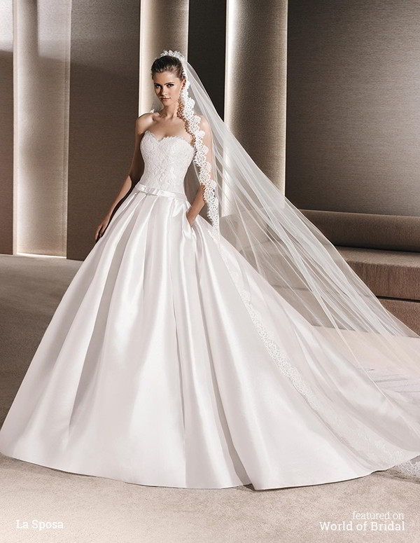 La Sposa 2016 Wedding Dresses - Part 2 - World of Bridal