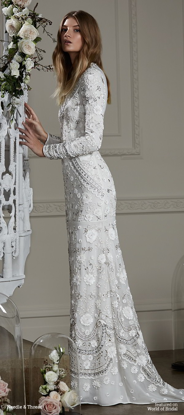 Needle Amp Thread Fall 2016 Wedding Dresses World Of Bridal