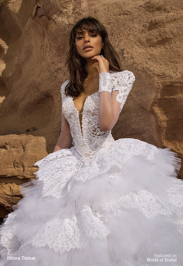 Pnina Tornai 2016 Wedding Dresses - World of Bridal