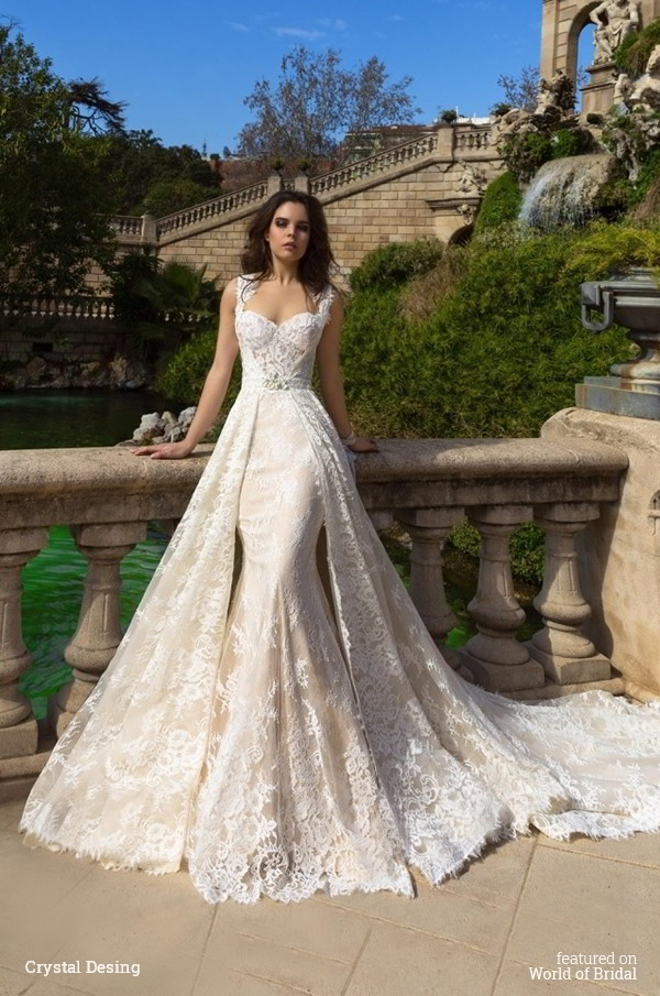 crystal design 2016 wedding dresses world of bridal With crystal design wedding dresses price