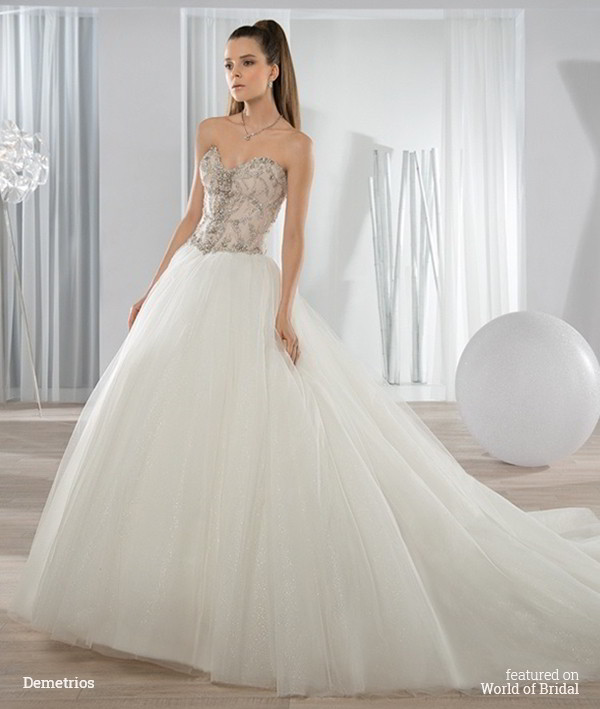 Demetrios Wedding Dresses : Demetrios wedding dresses world of bridal
