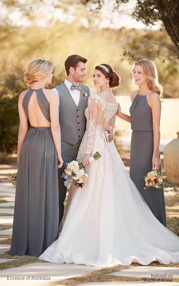 Essense of Australia Fall 2016 Wedding Dresses - World of Bridal