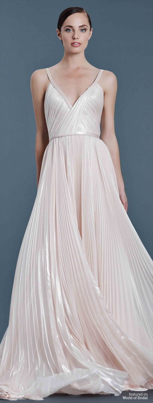 J. Mendel Fall 2016 Wedding Dresses - World of Bridal