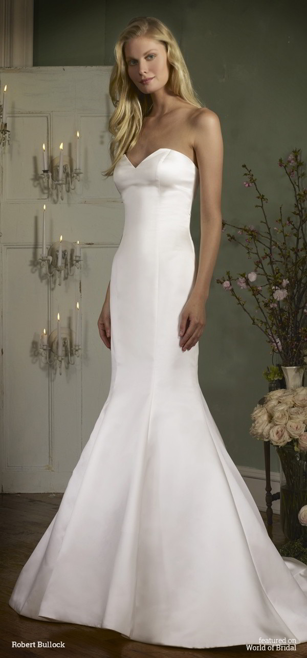 Robert Bullock 2016 Wedding Dress