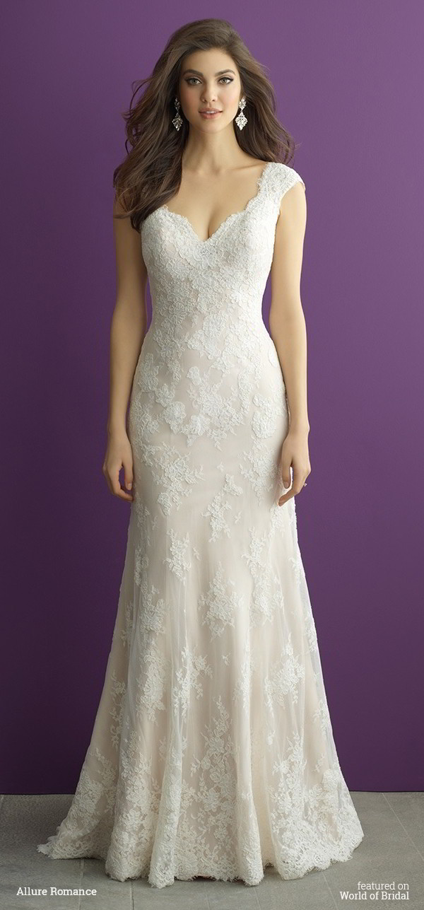 Allure Romance Fall 2016 Wedding Dresses - World of Bridal