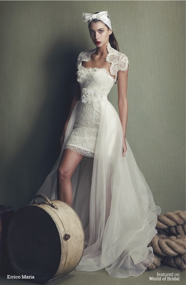 Errico Maria 2016 Wedding Dresses - World of Bridal