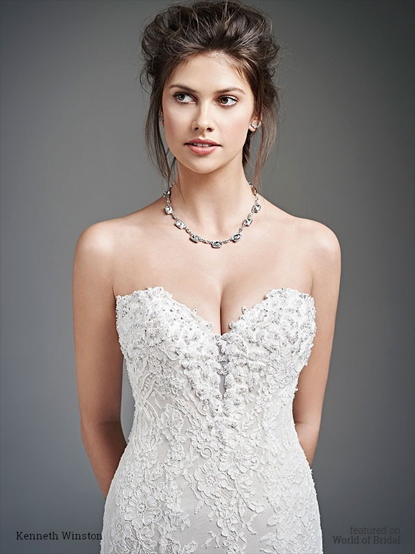 Kenneth Winston Spring 2016 Wedding Dresses - World of Bridal
