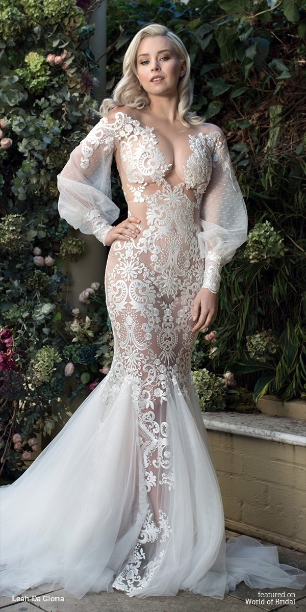 Leah da gloria dress spring wedding 2015 hot girls wallpaper for Leah da gloria wedding dress cost